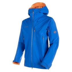 Nordwand Pro HS Hooded Jkt - Ice