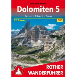 Dolomiten 5 Sexten-Prags WF
