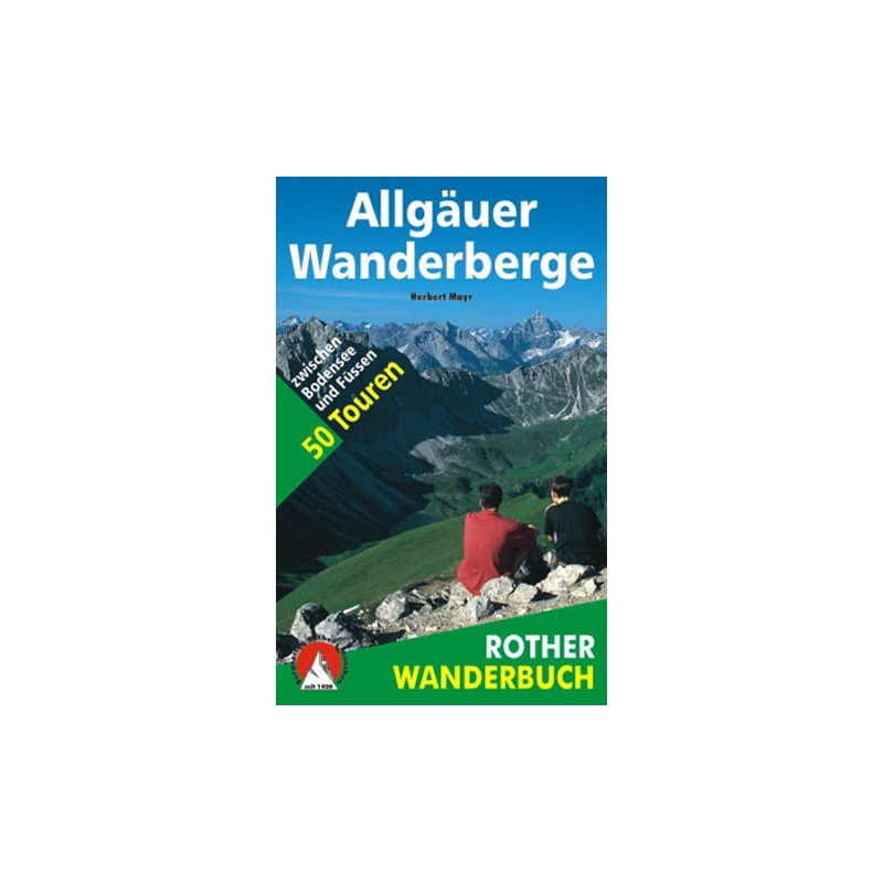 Allgauer Wanderberge  WF