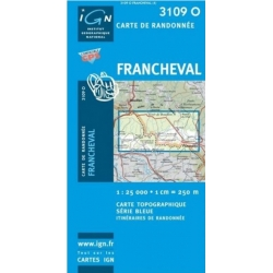 France Blauw 3109 Ouest Francheval