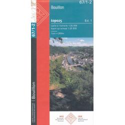 Bouillon/Dohan 1/20.000 67/1-2