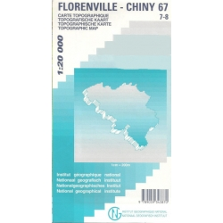 Florenville/Chiney 1/20.000...