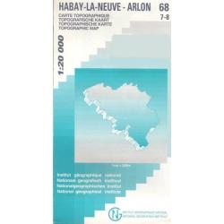 Habay-la-Neuve/Arlon...