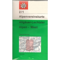 Allgauer-Lechtaler Alpen West  02/1