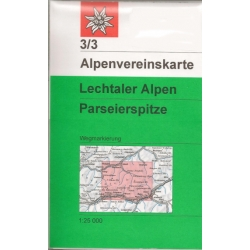 Lechtaler Alpen - Paseierspitze  03/3