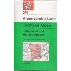 Lechtaler Alpen - Heiterwand  03/4