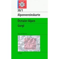 Otztaler Alpen-Gurgl  30/1