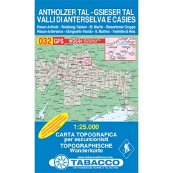 Val Anterselva  1/25.000