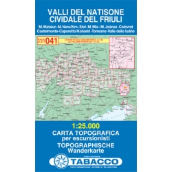 Cividale del Friuli  1/25.000