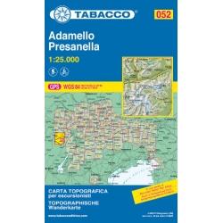 Adamello Presanella 1/25.000