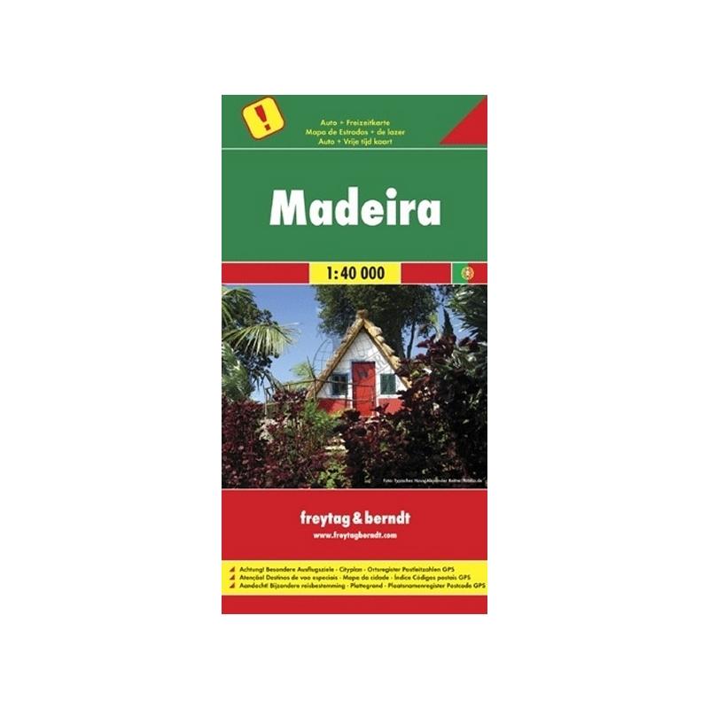 Madeira F/B 1/40.000