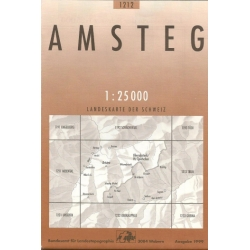 Amsteg  1212  1/25.000