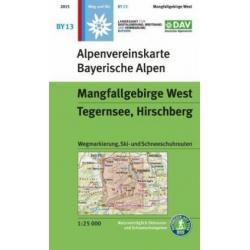 Mangfallgebirge West Tegernsee