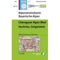 Chiemgauer Alpen West