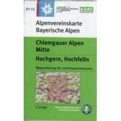 Chiemgauer Alpen Mitte