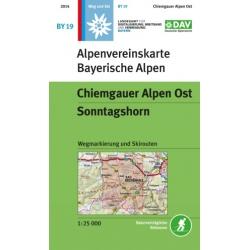 Chiemgauer Alpen Ost