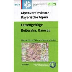 Lattengebirge Reiteralm