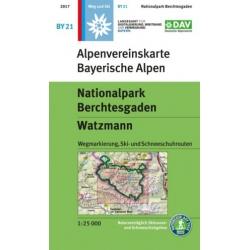 Berchtesgaden / Watzman