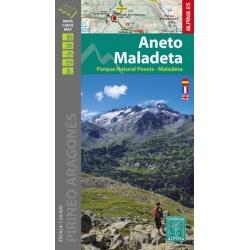 Aneto-Maladeta E25   1/25.000
