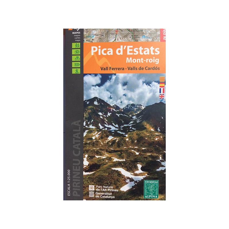 Pica d Estats - Mont-roig Vall Ferrera