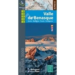 Vallee de Benasque 320  1/30.000