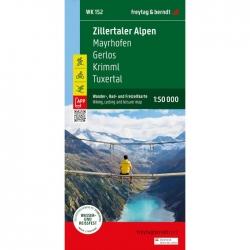 Mayerhofen / Zillertaler Alpen 152  F/B