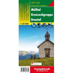 Mölltal / Kreuzeckgruppe/Drautal 225 F/B