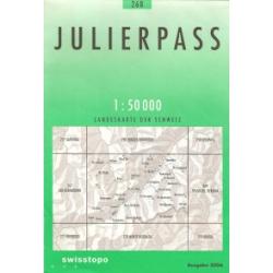 Julierpass  268  1/50.000