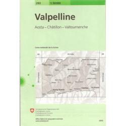 Valpelline  293  1/50.000
