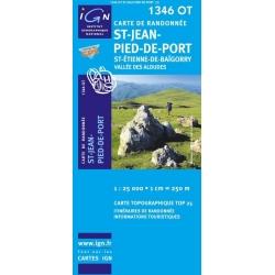 Saint-Jean-Pied de Port  1346 OT  1/25.