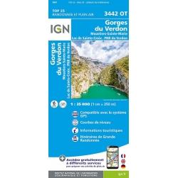 Gorges du Verdon  3442 OT...