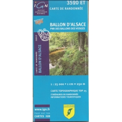 Ballon d Alsace  3520 ET...