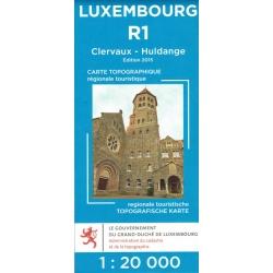 Clervaux /Huldange R01 1/20.000