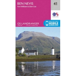 Ben Nevis/Fort William  Landranger  41