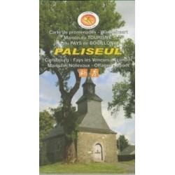 Paliseul  1/25.000