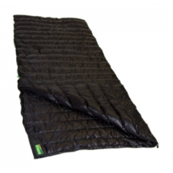 Ultra Compact Blanket - Black