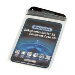 Document Case A5 - Transparant