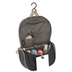 TL Hanging Toiletry Bag-Black/Grey-Small