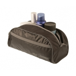 TL Toiletry Bag - Black/Grey - Small