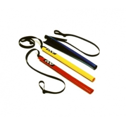 Save-Rope 50 cm Touwbeschermer - Rood