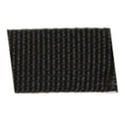 Band 25mm - Zwart