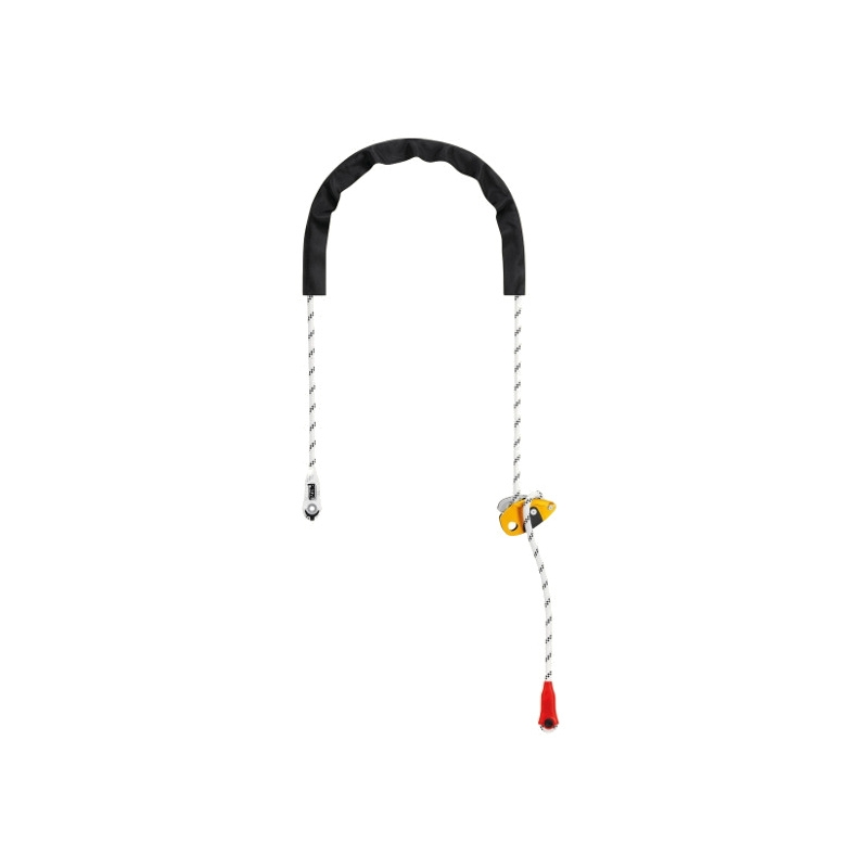 Grillon Hook Regelb Leeflijn 3m white/yw
