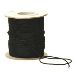 Shock Cord - 2.5mm - Black