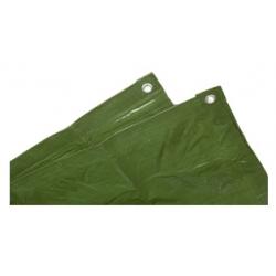 Grondzeil 3x4m - Groen