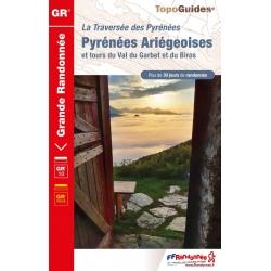 Pyrenees Ariegeoises GR10/GRP