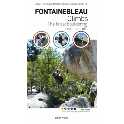 Fontainebleau Climbs - English text