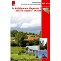 GR129 Ellezelles - Dinant