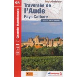 Traversee de l′Aude GR36 / GR36A