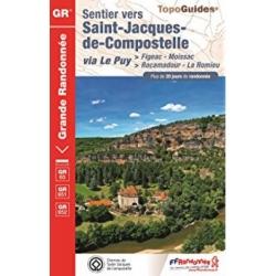 Sentier St Jacques Figeac/Moissac