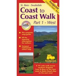 Coast to Coast Walk Part 1 West Footprin